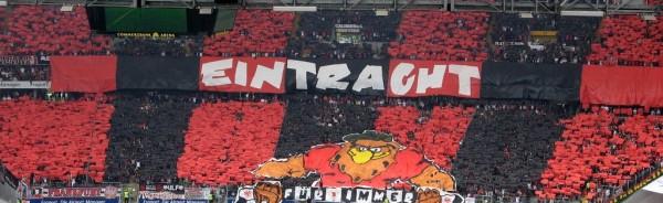 Eintracht Frankfurt: Der Adler in der Kurve